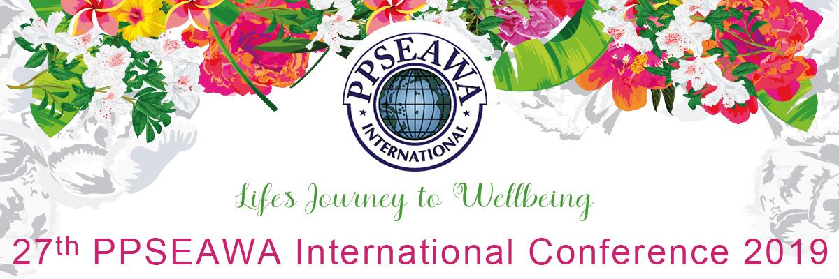 2019PPSEAWA第27屆國際年會